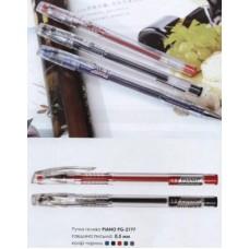 Ручка гелева Piano PG-2177 Super Gelpen /фіолет/