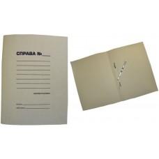 Швидкозшивач А4 картон. 0,35мм ВМ3334