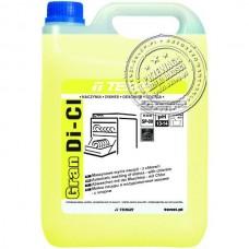 Gran Di-CL, 5л. Концентрований сильно лужний препарат д/миття посуду в посудомийних машинах