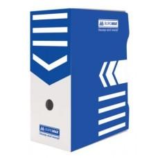 Бокс архівний А4 150мм ВМ 3262-02 синій