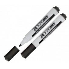 Маркер д/сух. дошок BM 8800-01 /чорний/ конус. 2-4мм