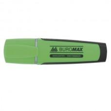 Маркер текстовий BM8900-04 /зелений/ скош. 2-4мм