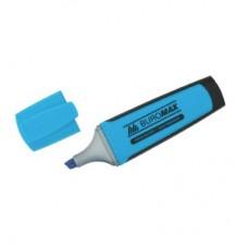 Маркер текстовий BM8900-02 /синій/ скош. 2-4мм