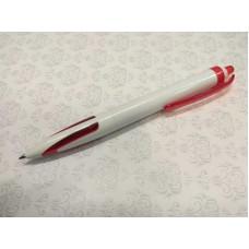 Ручка кулькова aвтоматична /синя/ корпус пласт.