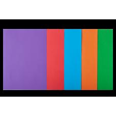 Папір кольор.А4/80 50арк. 5 кольорів INTENSIV BM2721350-99
