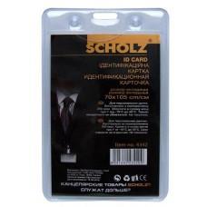 Ідентифікатор SCHOLZ 4342 /вертикальний/