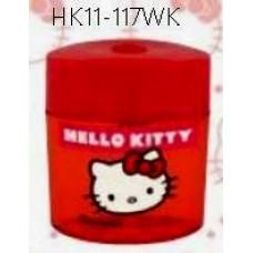 Стругалка з контейнером 1лезо Kite Hello Kitty HK11-117WK