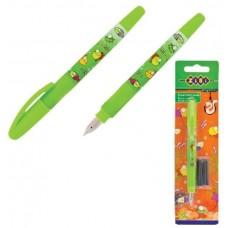 Ручка перова ZB.2244 +2капс. блістер