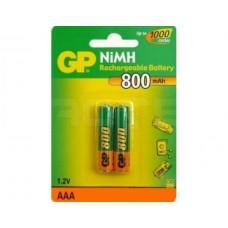 Акумуляторна батарея GP R03 800mAh
