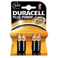 Батарейки Duracell MN 2400 LR3 AAА