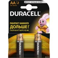 Батарейки Duracell MN 1500 LR 6 2xAA