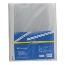 Папка-файл  А4+ /100шт/ 50мкм ВМ3815