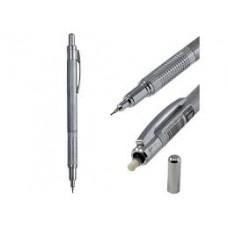 Олівець автоматичний Buromax BM8640 0,5мм HB корпус метал.